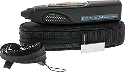 Presidium Multi Tester III (PMuT III) All-In-One Handheld Instrument for Testing Diamonds, Moissanites and Diamond Simulants