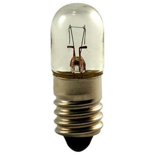 Eiko 1821-20 1821, 28V .17A T3-1/4 Miniature Screw Base Light Bulb (Pack of 20) (0.17a Miniature)