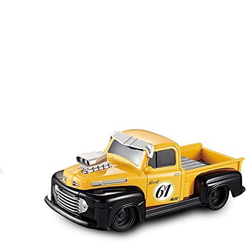 TTKD Retro 4 × 4 Wireless RC Car High Speed Drift Stunt Racing 4-6 años Niños Control Remoto eléctrico Juguete Buggy Niños y niñas Día Camión Regalo de acción de Gracias