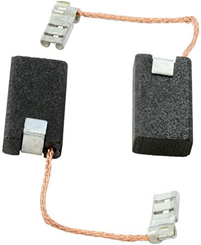 Kohlebürsten für BOSCH GBH 5/40 DCE Hammer - 6,3x12,5x22mm - 2.4x4.7x8.7\'\'
