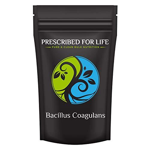 Prescribed for Life Bacillus Coagulans - Temperature/Digestion Stable Probiotic Powder (L. sporogenes - 50 Billion/Gram), 1 oz (28.35 g)