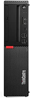 Lenovo 联想 ThinkCentre M920 3.2 GHz 英特尔® 酷睿TM i7 * 8 代 i7-8700 黑色 SFF PC - 电脑/工作站(3.2 GHz,英特尔® 酷睿TM i7,8 GB,256 GB,DVD±RW,Windows 10 Pro)