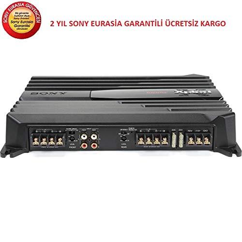 Sony GTK-XB60 Bluetooth Party Lautsprecher & Amazon Basics Lautsprecherkabel 1,3 mm² / 16 Gauge, 30,48 m (100 Fuß)