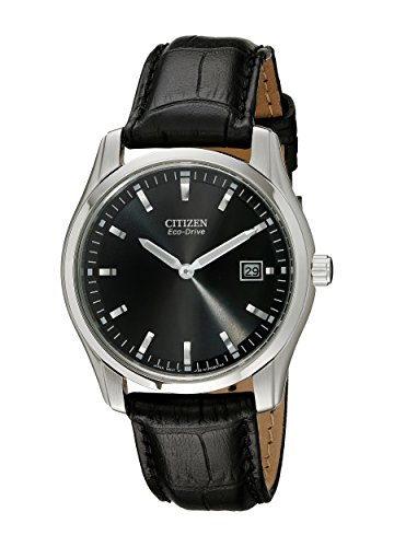Citizen Men's Eco-Drive Stainless Steel Watch, AU1040-08E