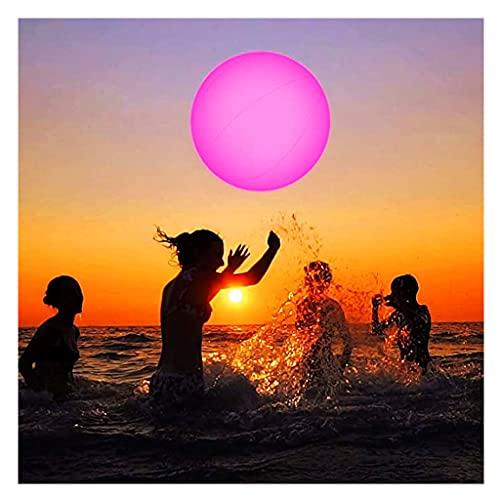 Alliwa Luci galleggianti per piscina, 13 colori cangianti, impermeabili, con telecomando, palline galleggianti per laghetto, piscina, per spiaggia, terrazza, giardino, matrimonio (13 colori canali)