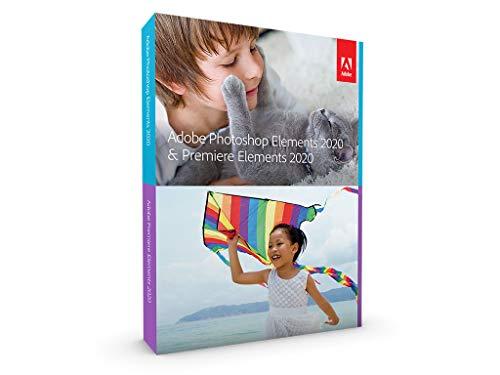 Adobe Photoshop & Premiere Elements 2020 dt. Mac/Win Vollversion