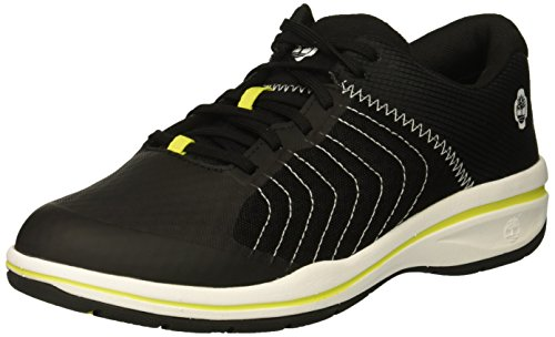 Timberland PRO Women's Healthcare Sport Soft Toe Health Care Professional Shoe, Black, 6.5 M US