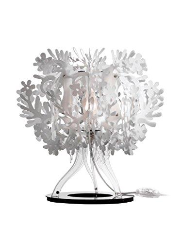 Slamp Fiorellina Tischleuchte, weiß 33 cm
