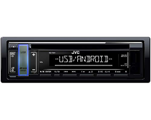 JVC KD-T401 CD Tuner mit AUX & USB