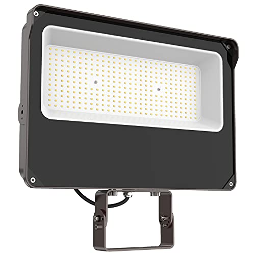 HYPERLITE LED Flood Light 200W 24000LM 5000K Daylight IP65 Waterproof
