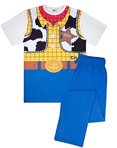 Herren - Disney - Toy Story - Schlafanzug (M)
