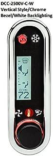 Dakota Digital Climate Control for Vintage Air Gen IV Systems VHX-style DCC-2500V-C-W
