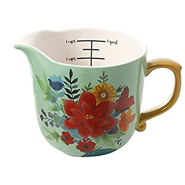 The Pioneer Woman Winter Bouquet 4-Cup Measuring Cup
