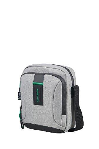 SAMSONITE Paradiver Light - Tablet Cross-Over Bolso Bandolera, 23 cm, 4 Liters, Gris (Jeans Grey)