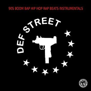 90S BOOM BAP HIP HOP RAP BEATS INSTRUMENTALS