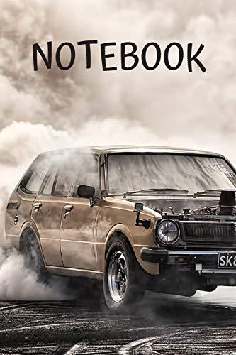 Notebook: Automobile Care Journal, Car Notebook