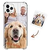 Oihxse Personnalisable Cadeau Coque Compatible pour Huawei P8 Lite, avec Photo Texte Personnalisée,...