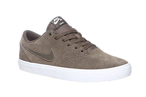 Nike SB Check Solar - 843895201 - Farbe: Grau - Größe: 42.0