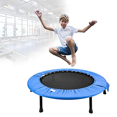 Grist CC Silenciosa Camas Elasticas, Plegable Resortes Jumping Trampolin, Mini Fitness Trampolines...