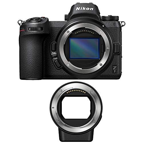 Fantastic Deal! Nikon Z7 Mirrorless Digital Camera with FTZ Mount Adapter Bundle