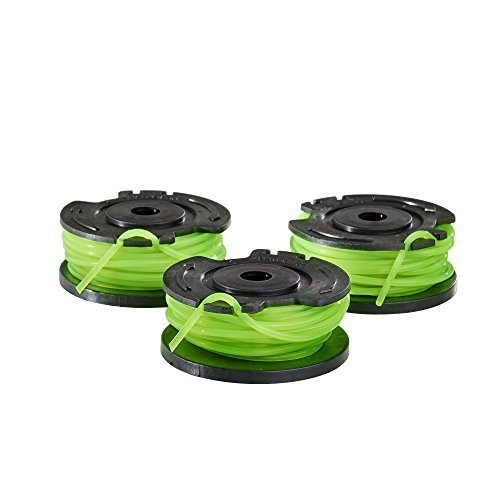 Toro 88545 String Trimmer 0.08' Single Line Spool (3 Pack)