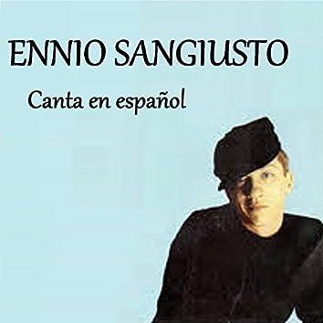 Ennio Sangiusto - Canta en Español