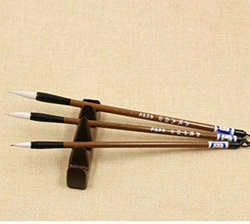 3Pcs Set Traditional Chinese Bamboo for Clearance SALE Al sold out. Limited time Brush Writing Calligraph
