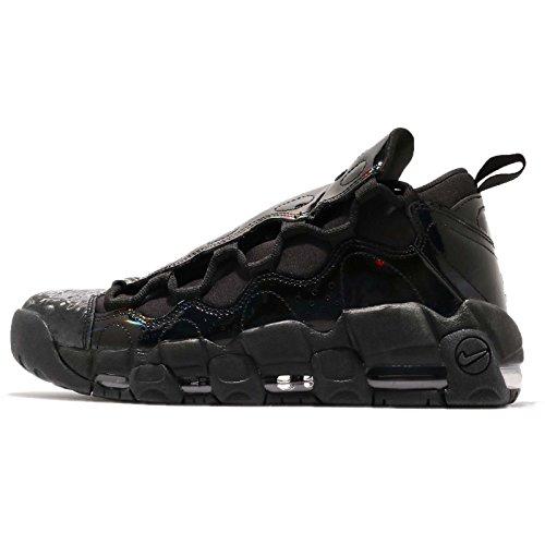 Nike Women's Air More Money LX (8) Black Summit White AJ1312 002