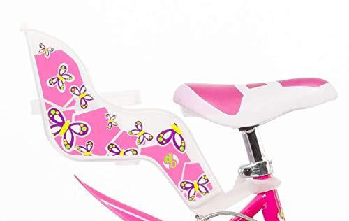 Mädchen Kinderfahrrad pink Einhorn - 3