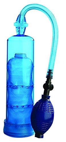 Bomba Penianacom Capa de Silicone e Anel, Nanma, Azul