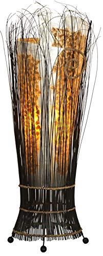 Leuchte YUNI - Deko-Lampe, Stimmungsleuchte, Stehlampe in schneckenform (70 cm)
