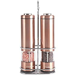 10 Best Pepper Mill With Lights