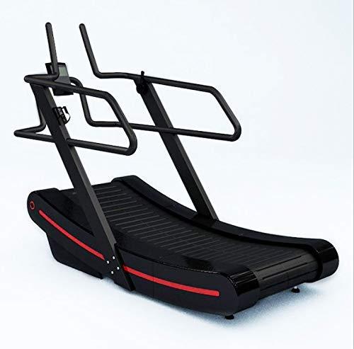 Woodtree Private Fitness-Studio Laufband ohne Motor mechanisch Crawler Personal Training Business-Männer und Ausrüstung Geräte ZDWN