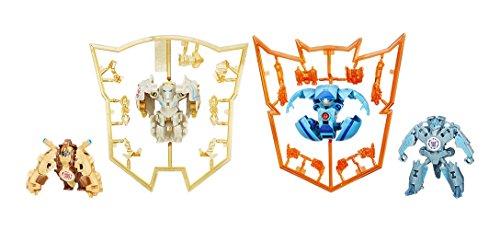 Transformers - Pack 4 Mini-Cons (Hasbro B5844)