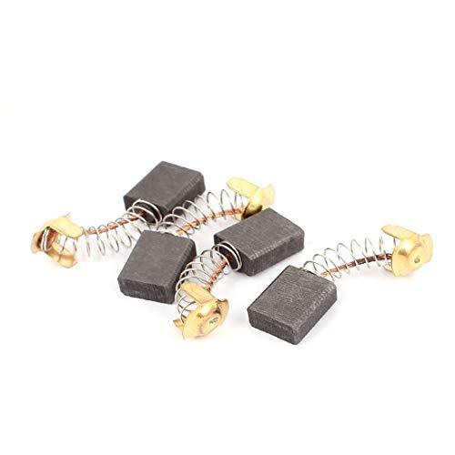 New Lon0167 2 Paare Vorgestellt 7x13x17mm Kohlebürsten-Elektrowerkzeug für zuverlässige Wirksamkeit elektrische Bohrhammer-Motor(id:895 ff b1 ab6)