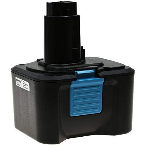 Batterij voor slagmoersleutel Dewalt DC832, 14,4V, Li-Ion