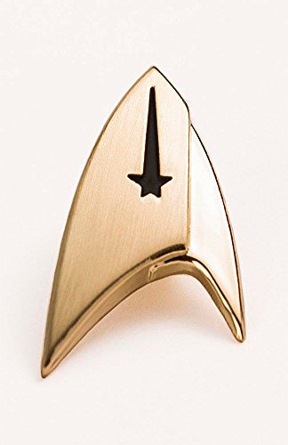 Star Trek: Discovery Starfleet Command Badge Lapel Pin