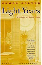 BY Salter, James ( Author ) [{ Light Years By Salter, James ( Author ) Jan - 31- 1995 ( Paperback ) } ]