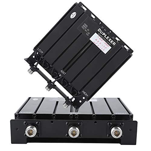 Eboxer 50W 6 Cavity Duplexer UHF-Duplexer TX: 455.175 RX: 465.175 N-Anschluss