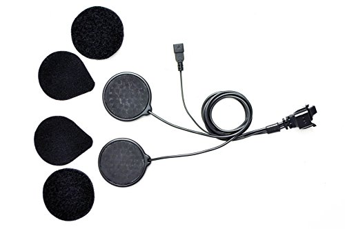 Sena - Smh5 Altavoces Grandes con Conector Locking-Type