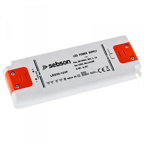 SEBSON 30W LED Treiber/LED Trafo 155x50x17mm