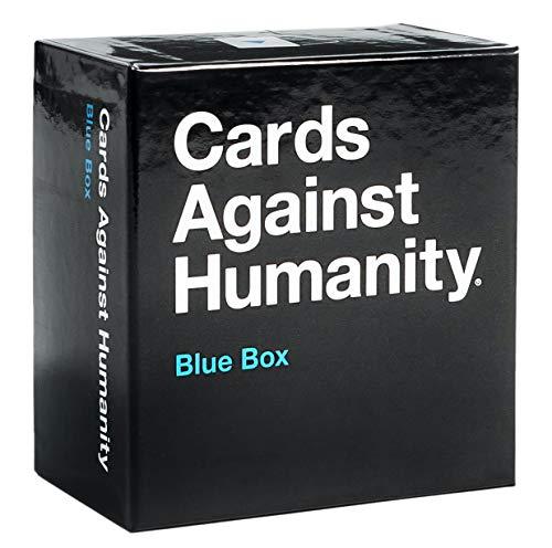 potente para casa Tarjeta para la humanidad: caja azul