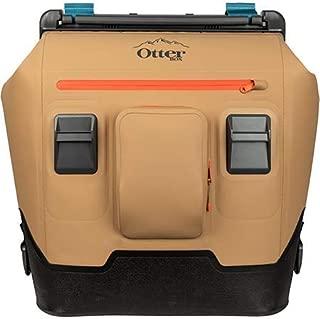 OtterBox Trooper Cooler 30 Quart - Desert Oasis (Tan/Blue/Orange/Black)