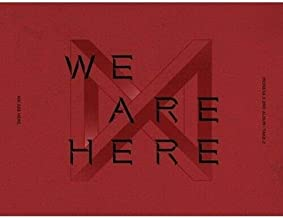 Monsta X - [Take.2 We Are Here] 2nd Album Ver.II CD+1p Poster+134p Booklet+PhotoCard+Pre-Order Benefit(1p Unit PhotoCard+1...