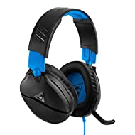 Lightweight comfort - A lightweight design ensures complete comfort during those hours-long gaming sessions Flip-up mic - Turtle beach's renowned High-Sensitivity microphone picks up your voice loud and clear, flips up to mute Premium ear cushions - ...