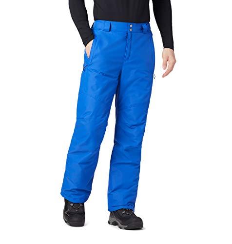 Columbia Bugaboo II, Pantalon de Ski pour Homme,Bleu(Azul) ,M/S