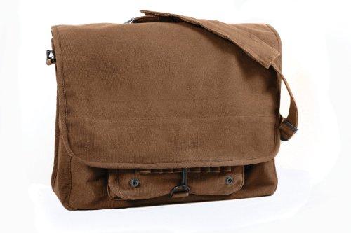 War Correspondent 'Go Bag' (Classic Men's Shoulder Bag)