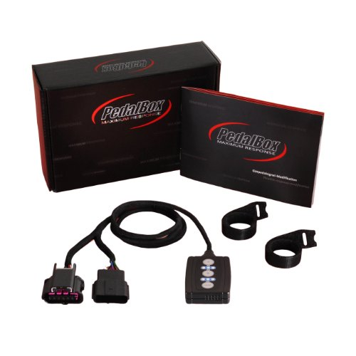 in.pro. 10423702 DTE-Systems Gaspedal Tuning Pedalbox V3.0