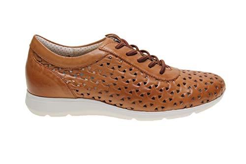 Zapato con Plantilla Extraible (Cuero, Numeric_38)