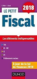 Le petit Fiscal 2018 - Les éléments indispensables (2018) d'Emmanuel Disle